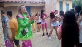 Καλοκαιρινό πάρτυ στο σχολείο μας